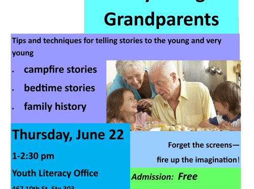 Storytelling For Grandparents