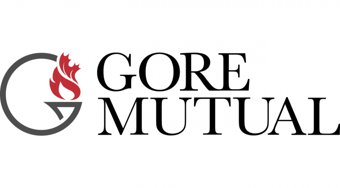 Thanks to Gore Mutual and CMR
